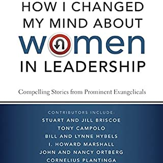 How I Changed My Mind about Women in Leadership audiobook cover art