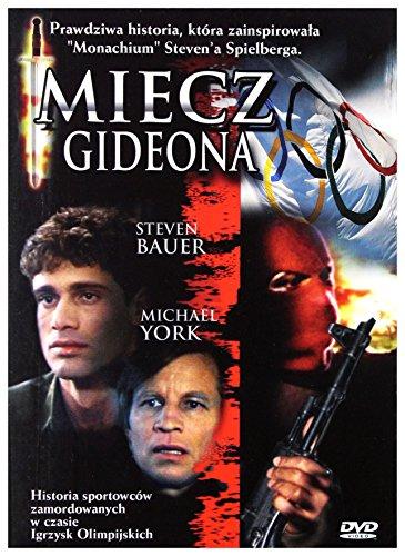 Sword of Gideon [DVD] (IMPORT) (No hay versión española)