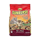 Higgins Sunburst Gourmet Rat & Mouse Food, 2.5 Lbs, Large