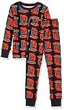 Amazon Essentials Disney Star Wars Snug-Fit Cotton Pajamas Sleepwear Sets, 2-Piece Marvel Spider-Man, 8 años