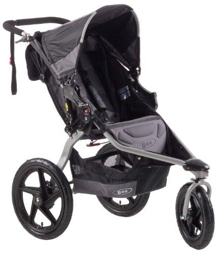 bob baby strollers BOB Revolution SE Single Jogging Stroller, Black