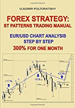 Forex Strategy: ST Patterns Trading Manual, EUR/USD Chart Analysis Step by Step, 300% for One Month: Forex, Futures, CFD, Cryptocurrency and other liquid markets