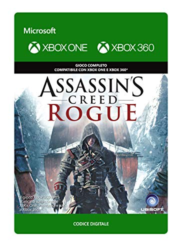 Assassin's Creed Rogue Standard | Xbox 360 - Plays on Xbox One Codice download