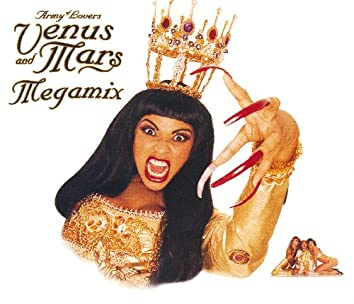 Venus And Mars / Mega Mix