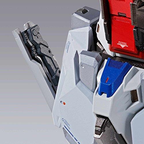 『METAL BUILD 機動戦士ガンダムSEED エールストライクガンダム 約180mm ダイキャスト&ABS&PVC製 塗装済み可動フィギュア』のトップ画像