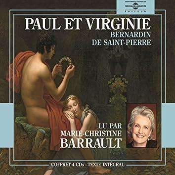 Bernardin de Saint-Pierre : Paul et Virginie