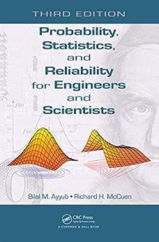 Probabilidad, estadística y confiabilidad para ingenieros y científicos