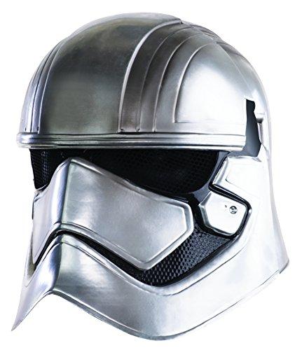 Star Wars - Casco de Capitán Phasma para adultos, talla única (Rubie's 32304)