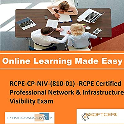 PTNR01A998WXY RCPE-CP-NIV-(810-01) -RCPE Certified Professional Network & Infrastructure Visibility Exam Online Certification Video Learning Made Easy