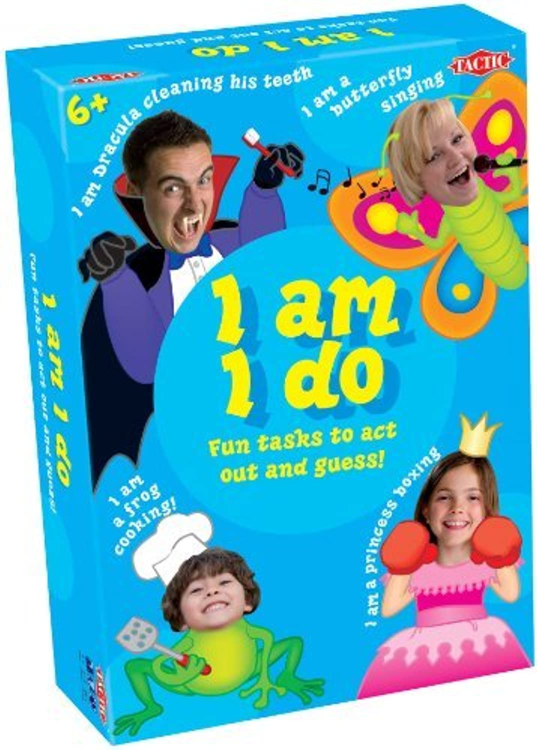 I am, I do Board Game by Tactic Games US