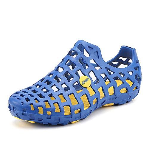 ZSLLO Water Schoenen Mannen Vrouwen Holle Aqua Schoenen Licht Paar Zwemmen Op blote voeten Schoenen 2019 Zomer Cool Beach Sneakers