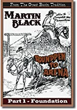 Roundpen To Arena Part 1 – Foundation with Martin Black