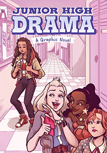 Compare Textbook Prices for Junior High Drama: A Graphic Novel  ISBN 9781496547125 by Simonson, Louise,Cho, Sumin