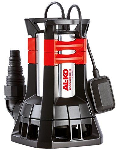 AL-KO Schmutzwasserpumpe Drain 20000 HD, 1300 W Leistung, max. Fördermenge 20.000 l/h, bis max. 38 mm Korngröße