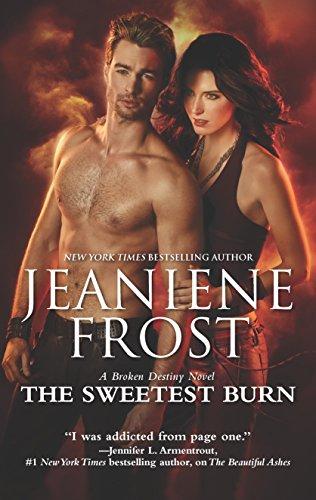 Image of The Sweetest Burn: A Paranormal Romance Novel (A Broken Destiny Novel, 2)