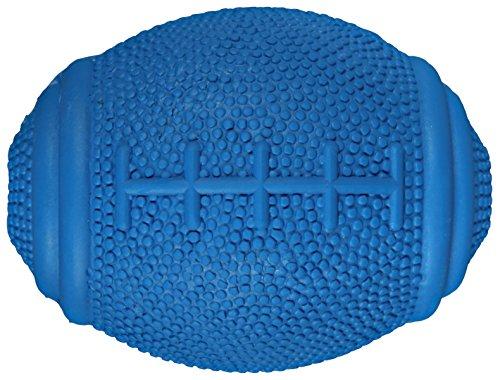 Trixie - Palla da Rugby per Cani, 8 cm