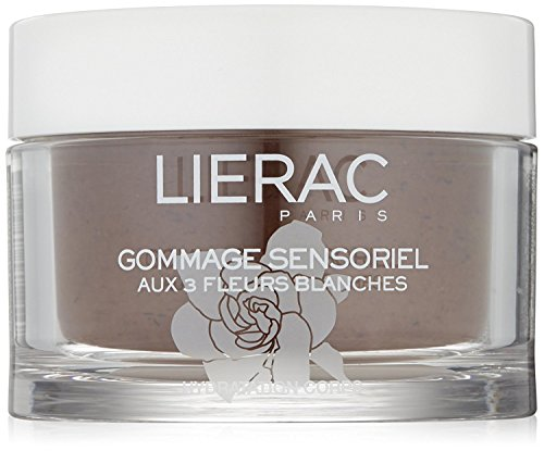 Lierac Gommage Sensoriel Fleurs Blanches 175 ml