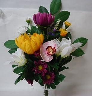 仏壇用のお花 仏花 造花なのでとても長持ち 造花で水換え不要