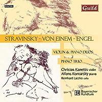 Violin & Piano Duos / Piano Trio
