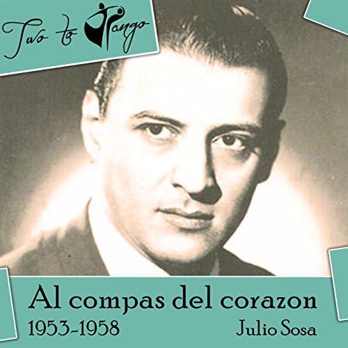 Julio Sosa, Orquesta de Armando Pontier, Orquesta Leopoldo Federico