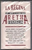 """""""La Regina"""" Il Meglio Di Aretha Franklin"""