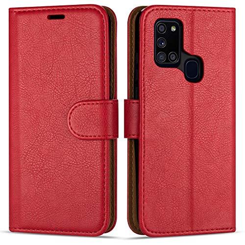 Case Collection Custodia per Samsung Galaxy A21s Cover (6,5