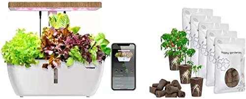 new arrival VIVOSUN outlet online sale new arrival Hydroponics Growing System with Wireless Control and Grow Sponge online