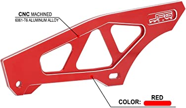 Motorcycle Rear Chain Guard Side Cover Protector Aluminum For Honda CRF250L 13-19 CRF250RL 17-19 - CNC Red