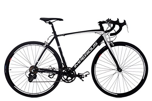 KS Cycling Rennrad 28'' Imperious schwarz RH 56 cm