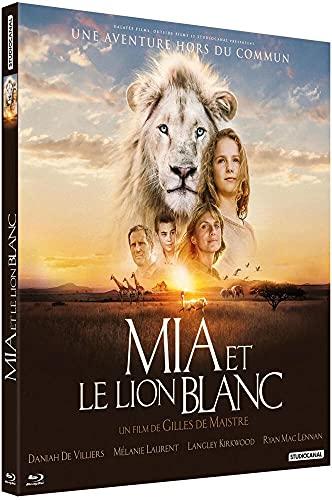 Mia et Le Lion Blanc [Blu-Ray]