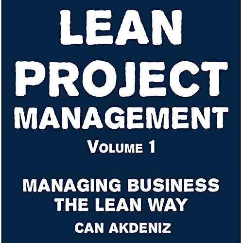 Lean Project Management Volume 1 Titelbild