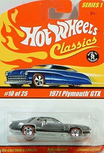 Hot Wheels Classics 1971 Plymouth GTX  10 of 25 by Hot Wheels