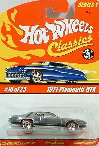Hot Wheels Classics 1971 Plymouth GTX  10 of 25 by Hot Wheels