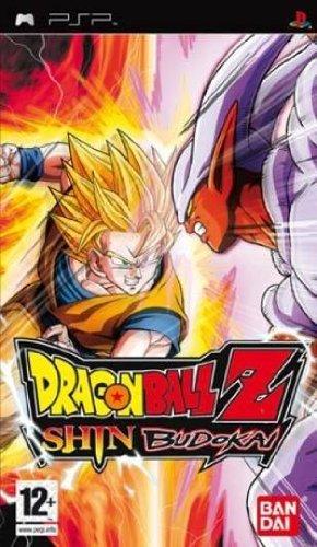 Dragon Ball Z Shin Budokai - platinum