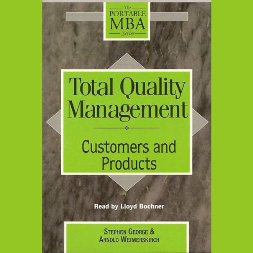 Total Quality Management cover art