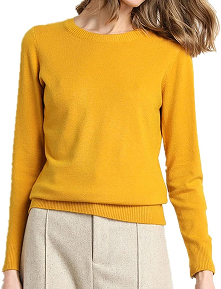 NP Women Sweater Autumn Winter Clothes Neck Sweater Long-Sleeved Knitted