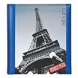 """Kenro PARIS horizonte de la Ciudad Azul Álbum De Fotos 200 fotos 6x4"""" Torre Eiffel de vacaciones"""
