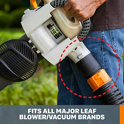 WORX WA4054.2 LeafPro Universal Leaf Collection System for All Major Blower/Vac Brands