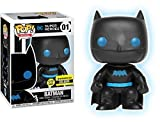 Figura Pop DC Comics Justice League Batman Silhouette Exclusive