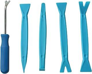 Wakauto Kit de ferramentas de remoção de painel para carro, 5 peças
