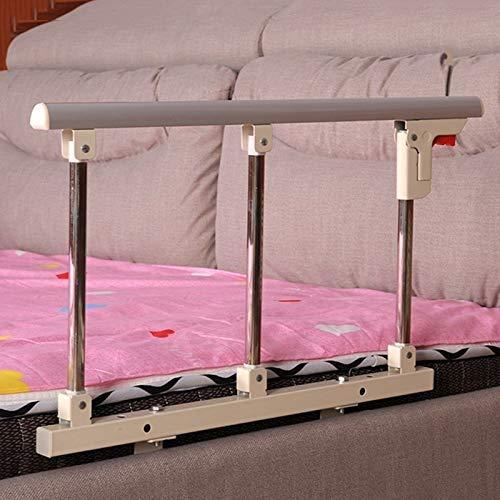 Plegable noche Barandilla pegatina de adultos edad avanzada cama Protección Barandilla Valla cama barandilla de seguridad manija auxiliar Barandilla Cama for niños Barra de sujeción de la barandilla