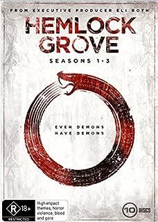 Hemlock Grove: Season 1 - 3 [NON-USA Format / Region 4 Import - Australia]