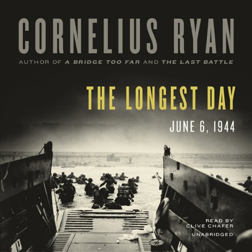 The Longest Day audiobook cover art