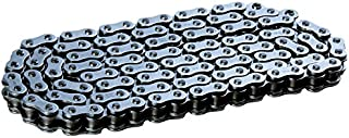 RK Racing Chain 428XSO-128 Steel 128 X-Ring Chain with Connecting Link