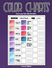 Best color chart book Reviews