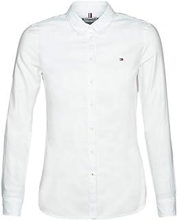 Tommy Hilfiger Vrouwen. Regular fit hemd JENNA SHIRT LS