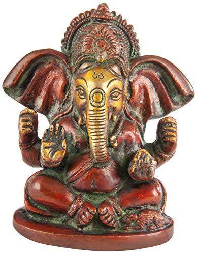 Berk FI-133 Statuen - Ganesha sitzend 10 cm