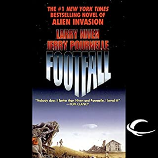 Footfall cover art