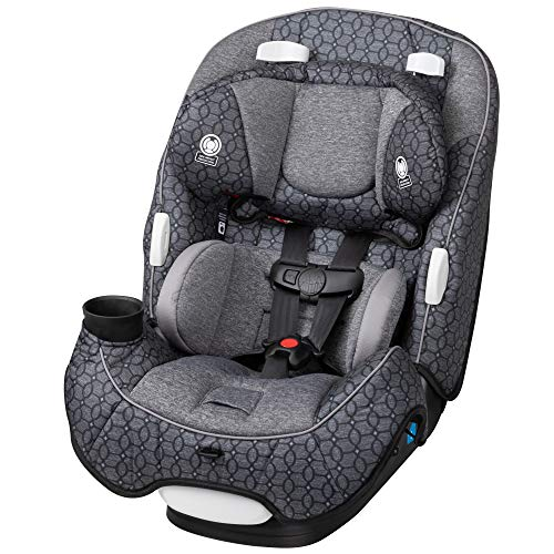 Safety 1st TrioFit 3-in-1 Convertible Car Seat, Heather Nine Iron