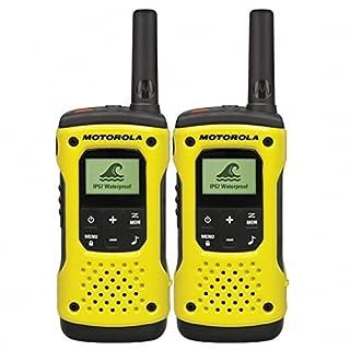 Motorola A9P00811YWCMAG, Walkie Talkie, 2 Unidades, Amarillo/Negro (B01FDI6OKS) | Amazon price tracker / tracking, Amazon price history charts, Amazon price watches, Amazon price drop alerts
